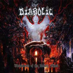 DIABOLIC - Mausoleum of the Unholy Ghost DIGIPAK —Pre-Order—
