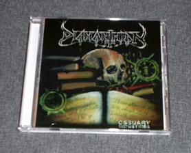 DIAMANTHIAN - Arcana Doctrina CD