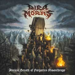 DIRA MORTIS - Ancient Breath Of Forgotten Misanthropy CD