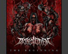 DISSOLUTION - The Beginning CD
