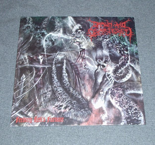 DRAWN AND QUARTERED - Feeding Hell's Furnace LP