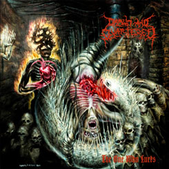 DRAWN AND QUARTERED - The One Who Lurks CD