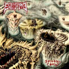 ECTOPLASMA - Spitting Coffins CD