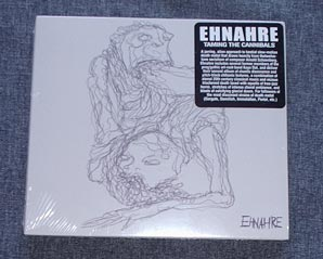 EHNAHRE - Taming The Cannibals DIGIPACK