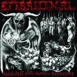 EMBRIONAL - Absolutely Anti Human Behaviors CD