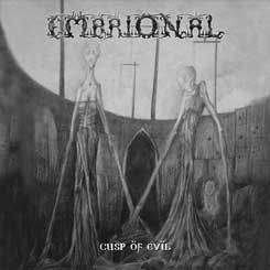 EMBRIONAL - Cusp The Evil CD