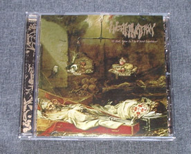 ENCOFFINATION - O` Hell, Shine In Thy Whited Sepulchres CD