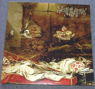 ENCOFFINATION - O` Hell, Shine In Thy Whited Sepulchres LP