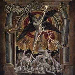 ENEPSIGOS - Wrath of Wraths CD