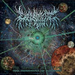 ERGOSPHERE - The Vastness of Nothing CD