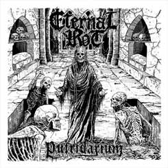ETERNAL ROT - Putridarium CD