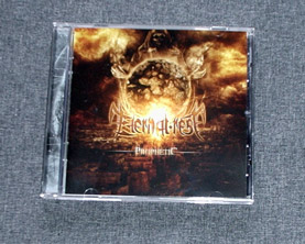 ETERNAL REST - Prophetic CD