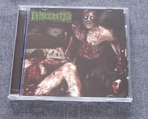EVISCERATED - Eviscerated CD