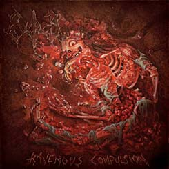 EVOKED - Ravenous Compulsion CD