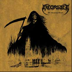 EXCORIATE - On Pestilent Winds... CD