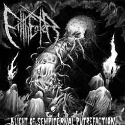 FILTHEATER - Blight of Sempiternal Putrefaction CD