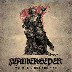 FLAMEKEEPER - We Who Light The Fire MCD