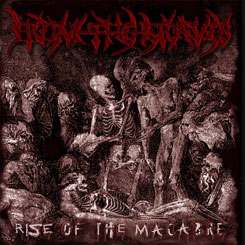 FROM THE GRAVES - Rise of the Macabre CD