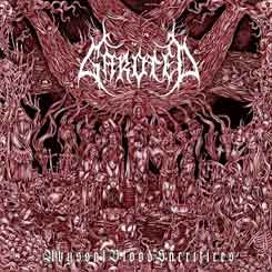 GAROTED - Abyssal Blood Sacrifices CD