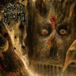 GRAVE MIASMA - Abyss of Wrathful Deities CD