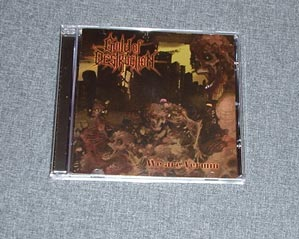 GUILD OF DESTRUCTION - We Are Vermin CD
