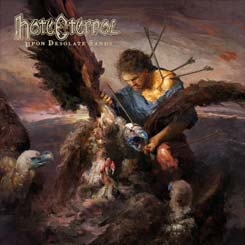 HATE ETERNAL - Upon Desolate Sands - col. LP