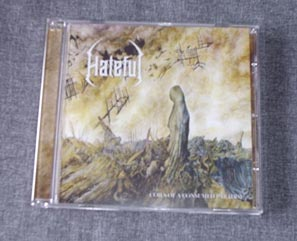 HATEFUL - Coils Of A Consumed Paradise CD