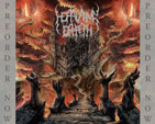 HEAVING EARTH<br>Denouncing the Holy Throne CD