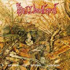 HELLBASTARD - Heading For Internal Darkness CD