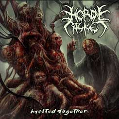 HORDE CASKET - Melted Together CD