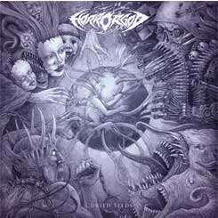 HORROR GOD - Cursed Seeds CD