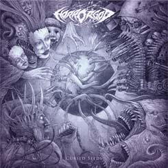 HORROR GOD - Cursed Seeds CD<br>---Pre-Order---