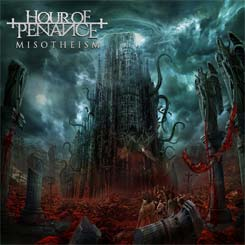 HOUR OF PENANCE - Misotheism CD