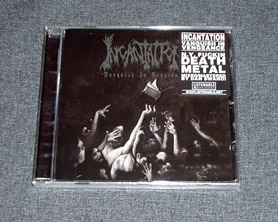 INCANTATION - Vanquish In Vengeance CD