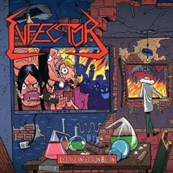 INFECTOR -  Let The Infection Begin CD