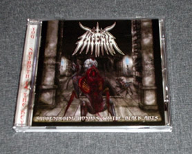INFERIS - Surrendering Honors To The Black Arts MCD
