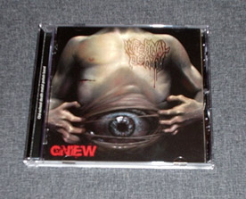 INFERNAL DEATH - Gniew CD