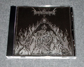 INSANE VESPER - Abomination Of Death CD