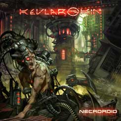 KEVLAR SKIN - Necroid CD