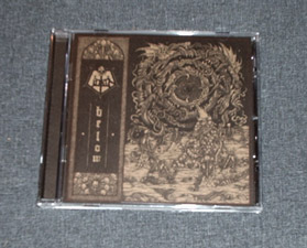 LANTERN - Below CD