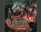 MACHINE OF REBELLION- Vortex Of Endless War CD