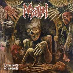 MAIM - Ornaments of Severity CD