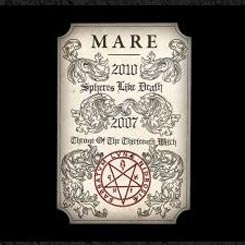 MARE - Spheres Like Death/Throne Of The Thirteenth Witch CD