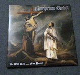 MARTYRIUM CHRISTI - We Will Kill...For You LP