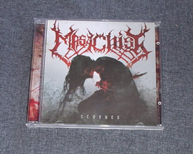 MASACHIST - Scorned CD