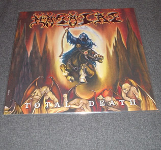MASACRE - Total Death LP