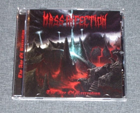 MASS INFECTION - The Age Of Recreation CD