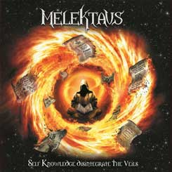 MELEKTAUS - Self Knowledge Disintegrate the Veils DIGIPAK