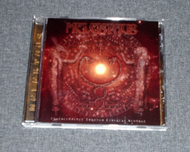 MELEKTAUS - Transcendence Through Ethereal Scourge CD