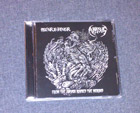 MORBIDER / ABYSSUS - From the Abyss Raised the Morbid split CD